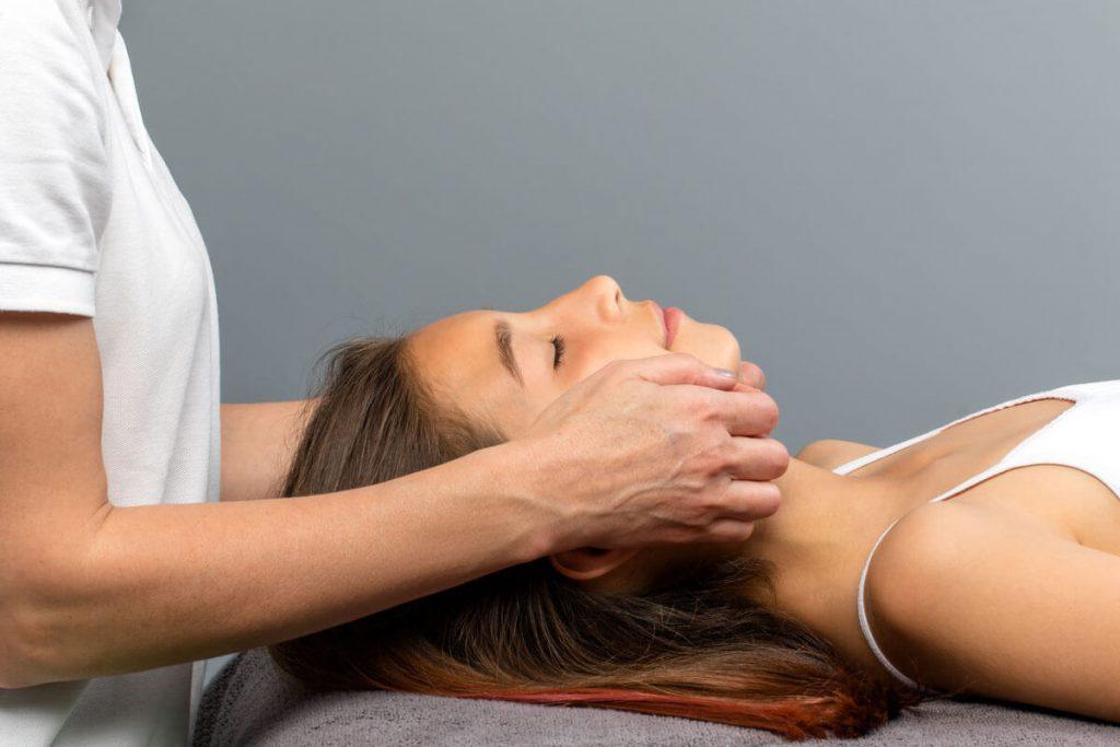 Schmerzen im Kiefer, Kiefergelenkstherapie, Craniomandibuläre Dysfunktion (CMD) im Therapiezentrum Lich