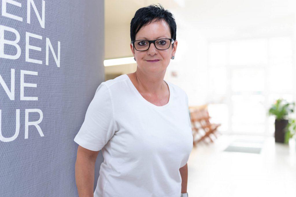 Melanie Schmaus, Terminvergabe, telefonische Beratung im Therapiezentrum Lich